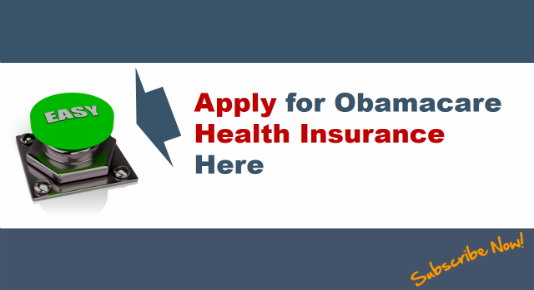Apply Here for Obamacare Subsidy and Health Insurance
